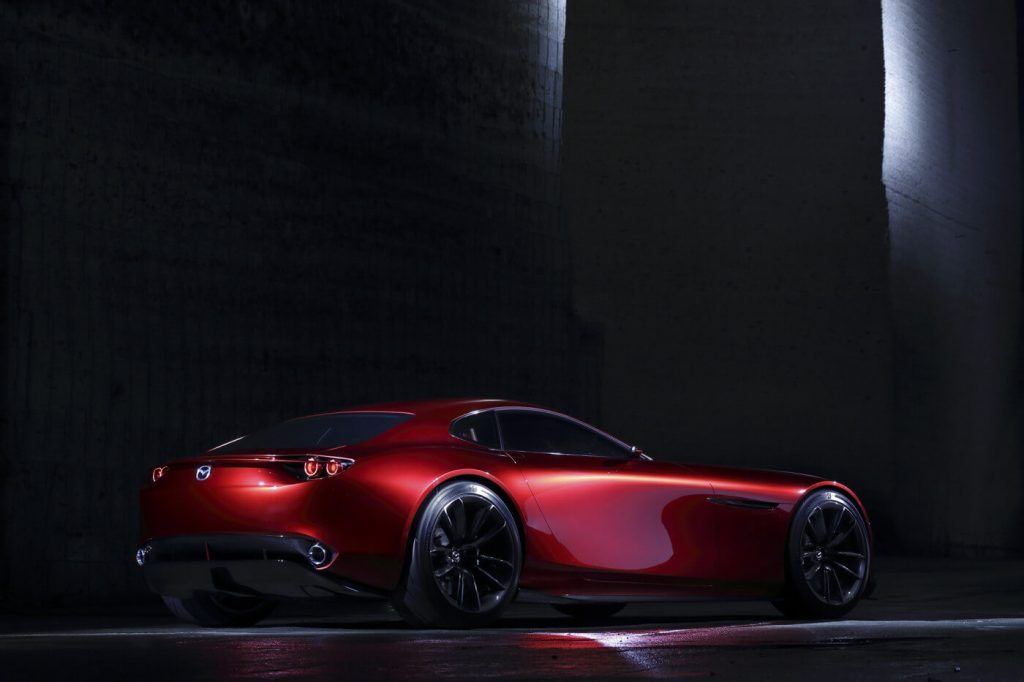 Mazda RX-VISION Rotary Sports Car Concept