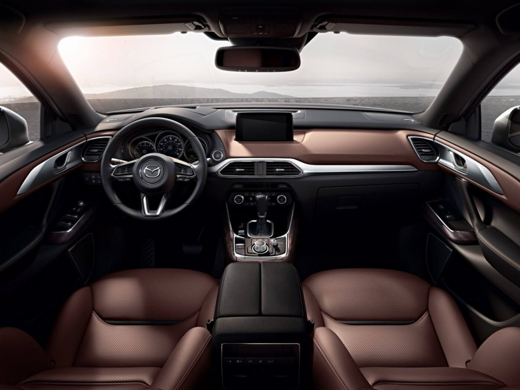 All New Mazda CX-9 – 7 Passenger SUV