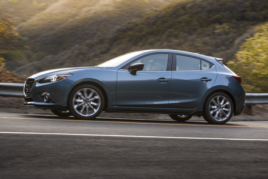 2015 Mazda3 Named To U0027Best Family Cars Of 2015u0027 List, As Chosen By Parents  Magazine And Edmunds.com
