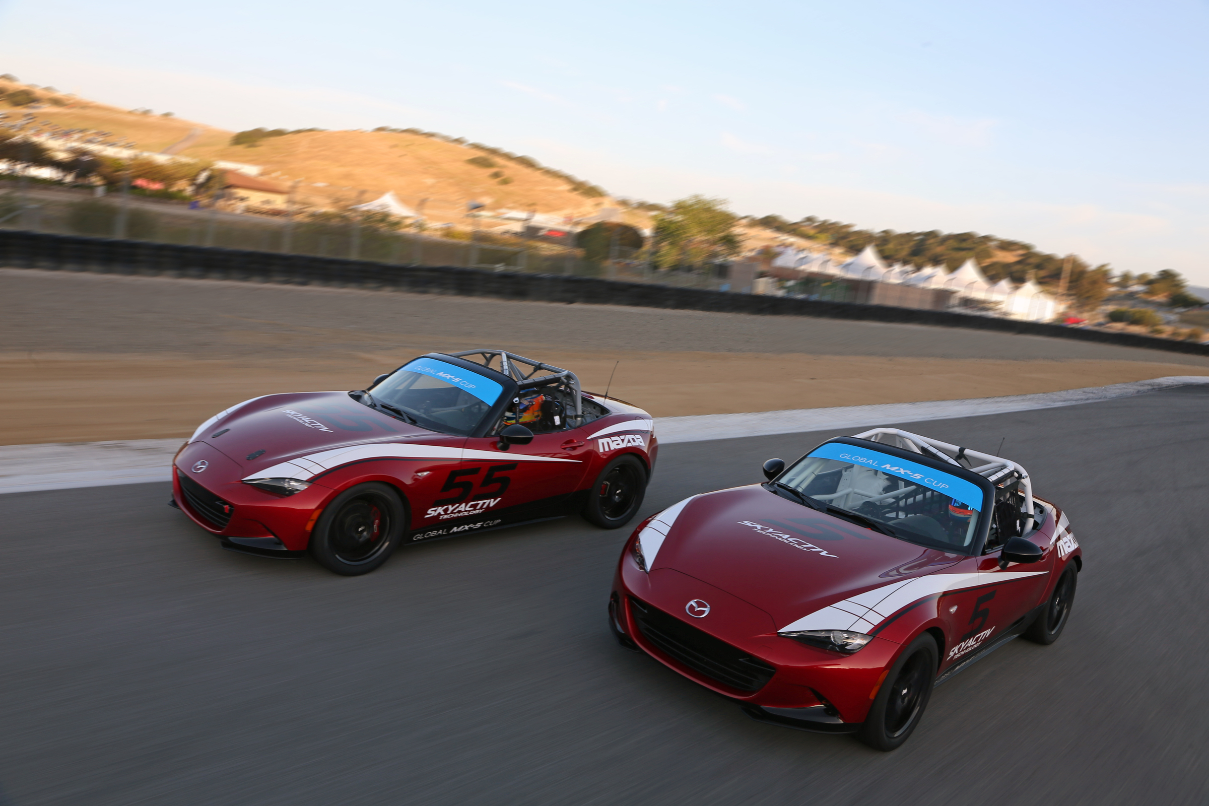Global MX-5 Cup Race Car Pricing - Inside Mazda