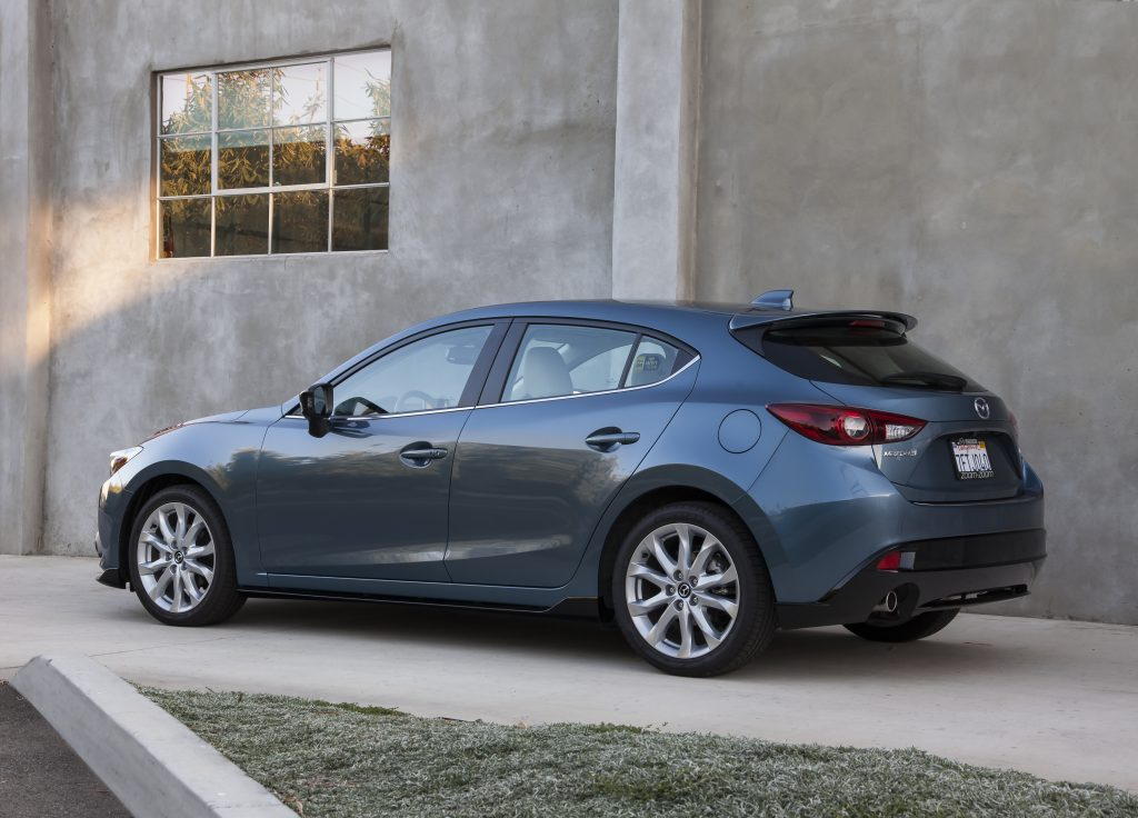 Mazda Cx 9 >> 2016 Mazda 3, CX-3 on KBB's Best Back-to-School Cars of 2016 List - Inside Mazda