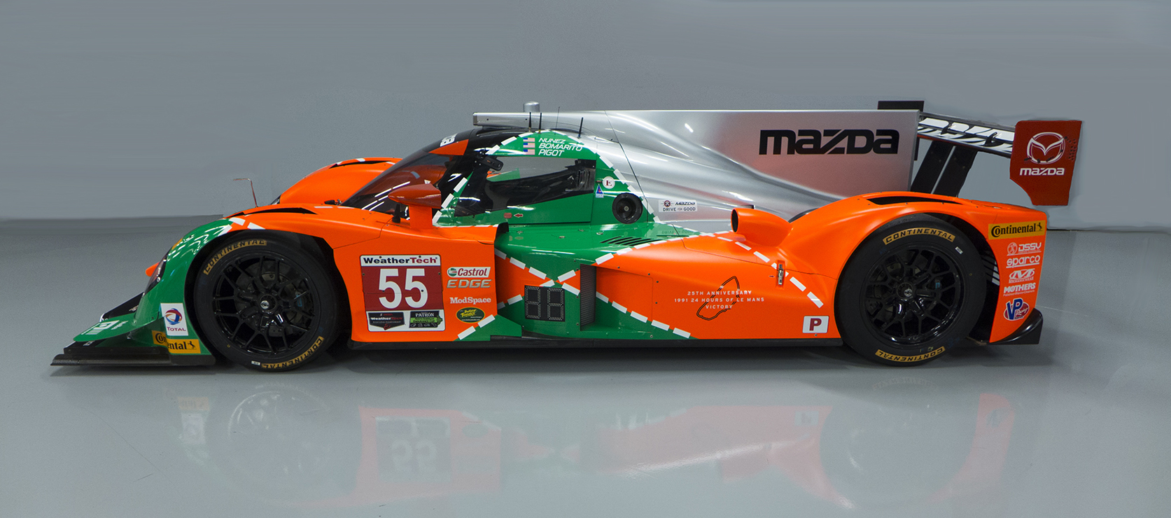 Mazda Prototypes to Carry Tribute to Le Mans Victory - Inside Mazda