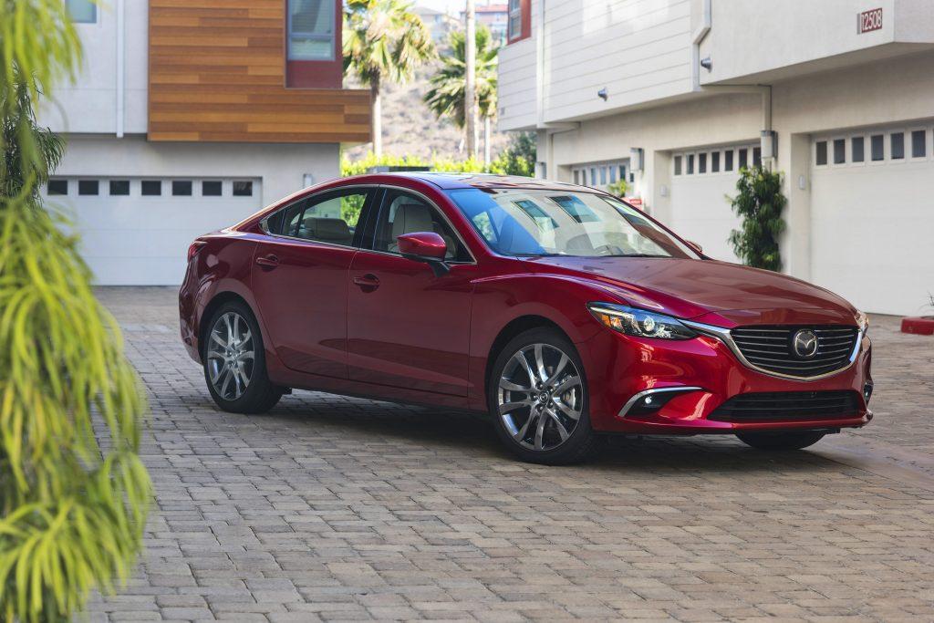 2017 Mazda6 Global Press Materials U S Version