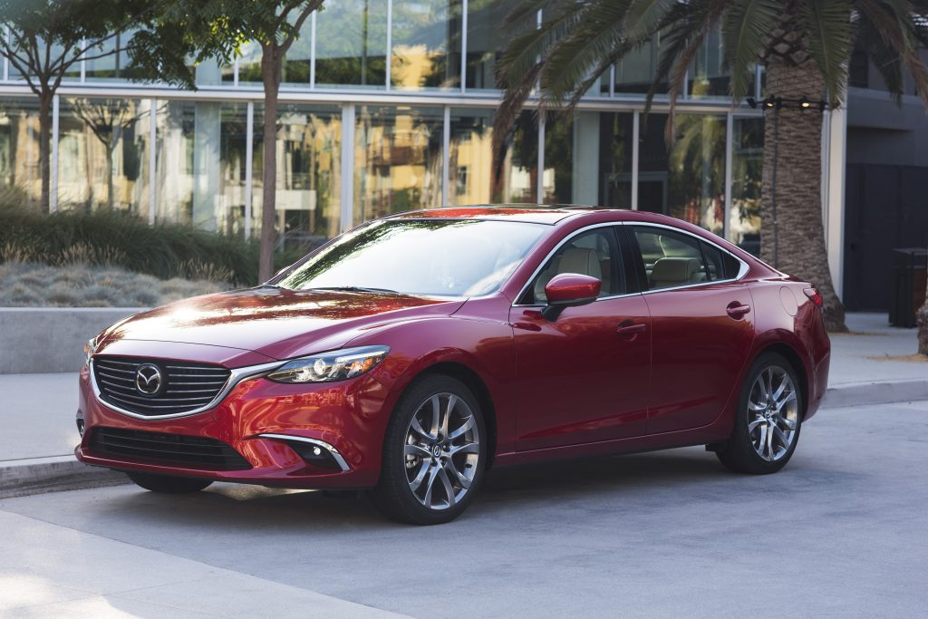Four Mazda Vehicles Named 2017 Consumer Guide Automotive Best S