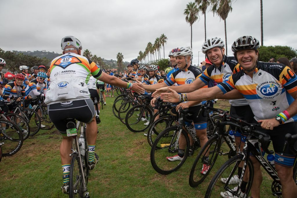 Mazda Foundation Million Dollar Challenge Cycling Event