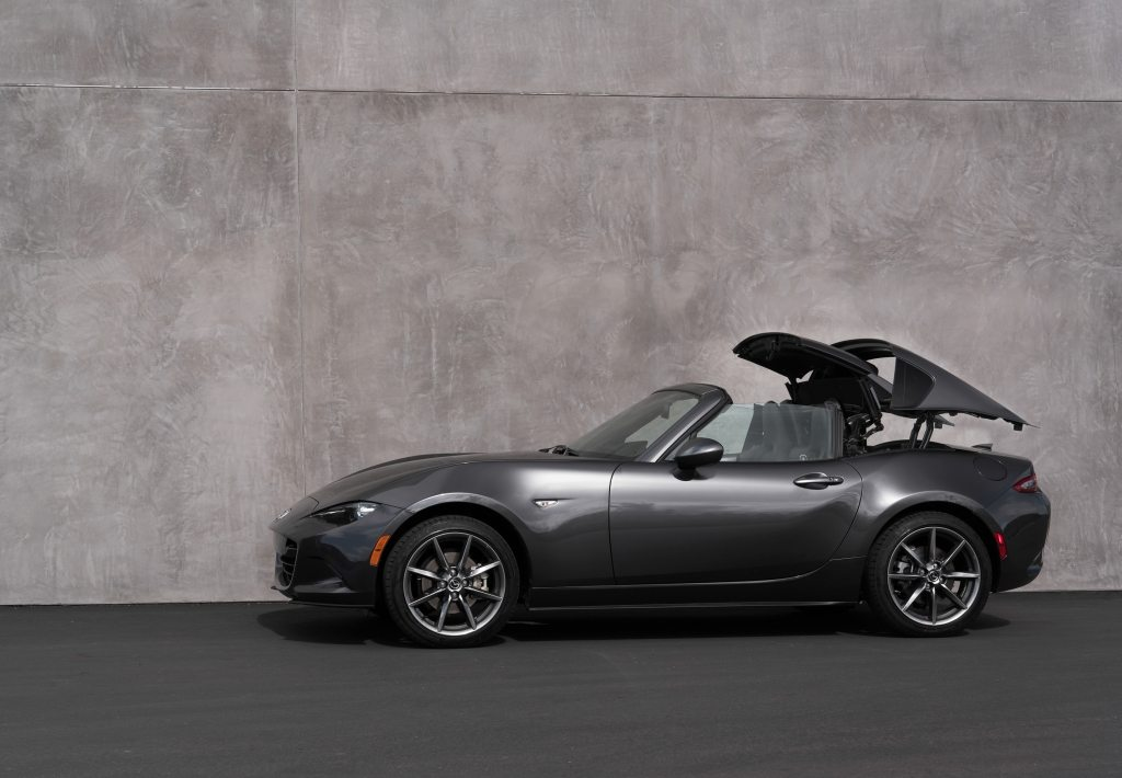 2017 Mazda MX-5 Miata RF Hard Top