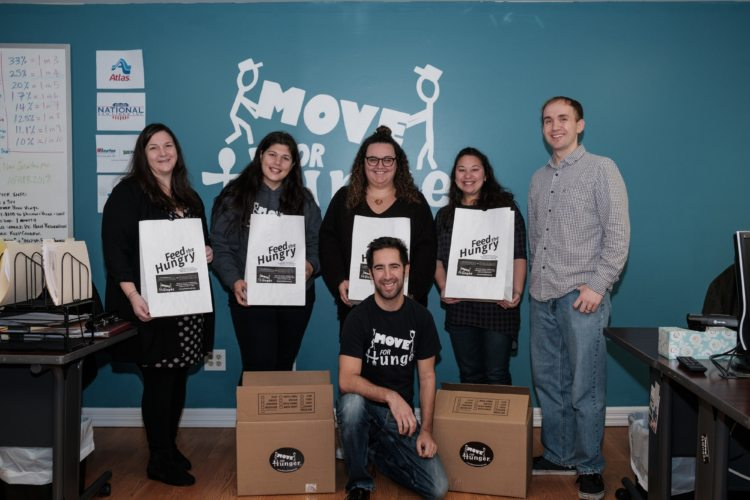 Mazda Drive for Good Move for Hunger