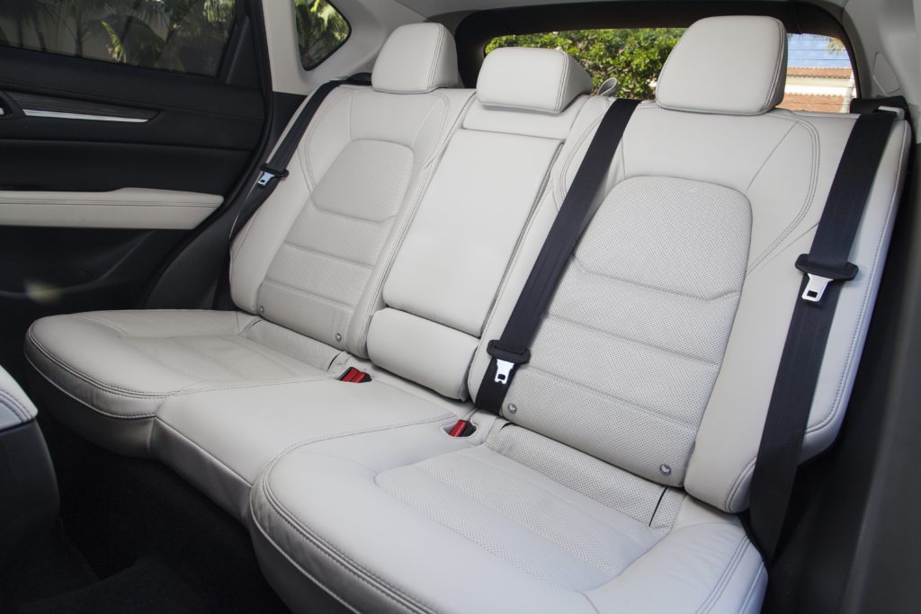 Mazda Cx 5 Crossover Suv Rear Seats