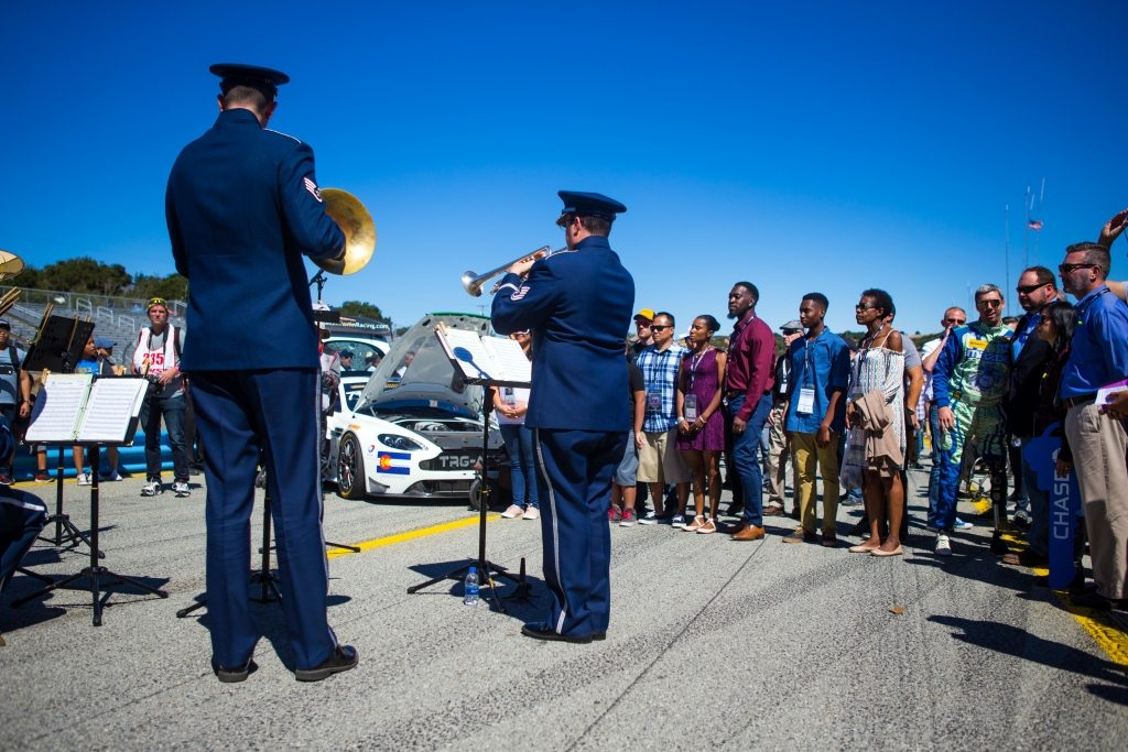 Mazda Honors Military Families at Mazda Raceway