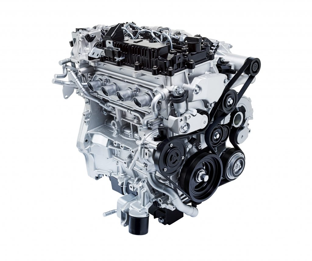 SKYACTIV X World's First Ignition Compression Engine Mazda