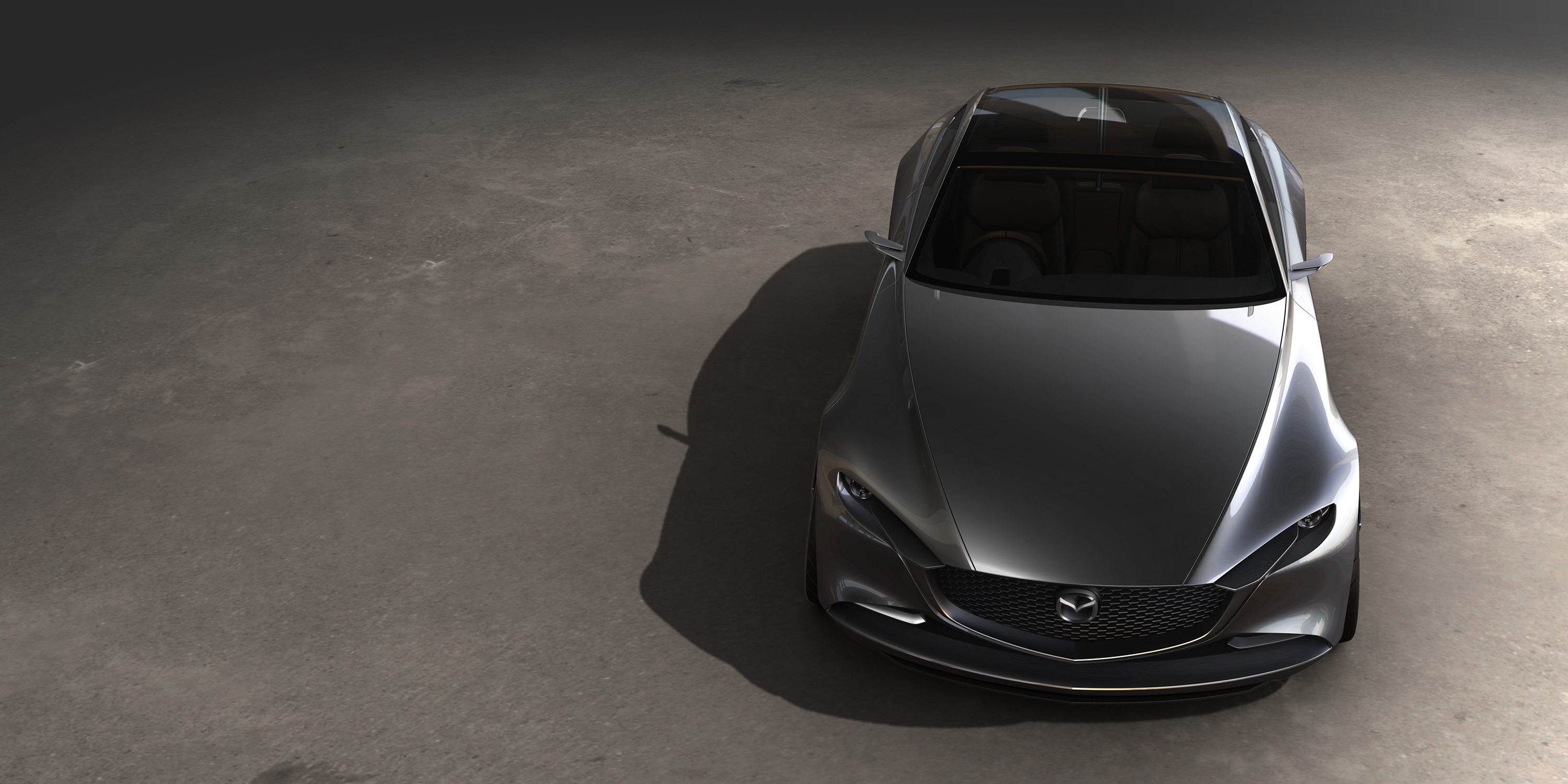 Mazda Vision Coupe Concept Car Design