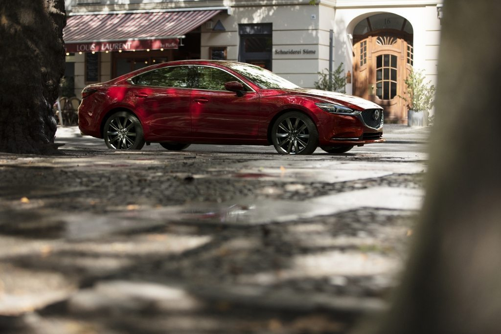 New Mazda 6 Sedan Turbo Sedan