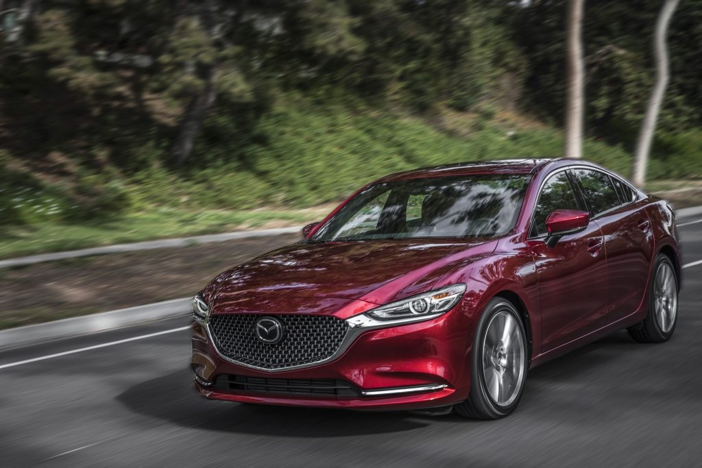 6 Ways the Mazda 6 Turbo Enhances the Driving Experience