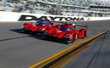 Roar before the 24 IMSA 2018
