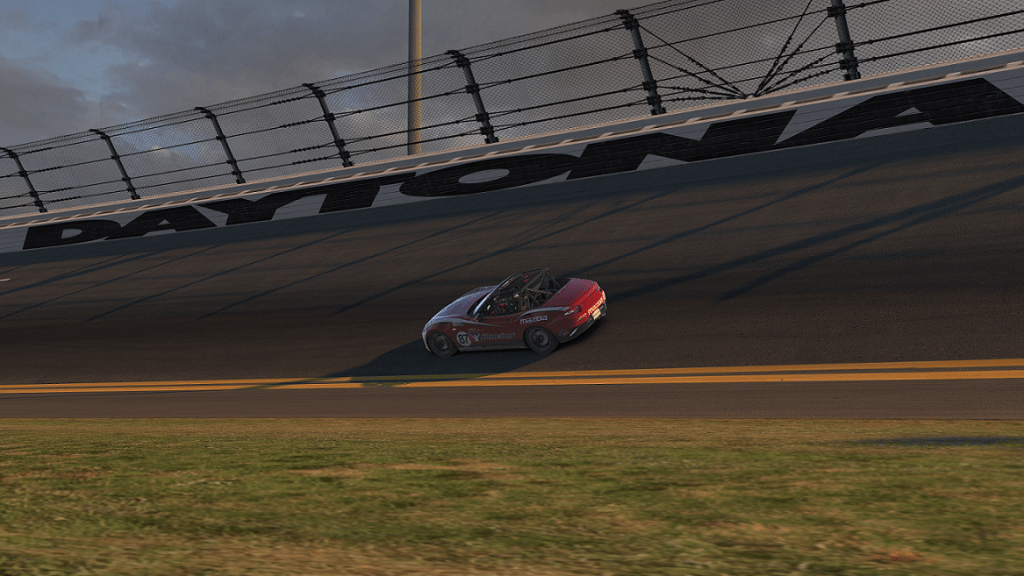 iRacing MX-5 Cup Daytona