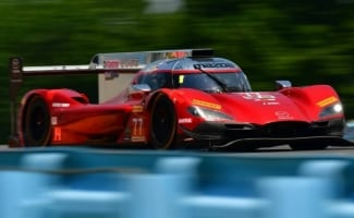 Mazda Finishes Tenth At Watkins Glen Mazda Team Joest RT24-P