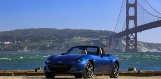 2019 Mazda MX-5 Miata convertible roadster